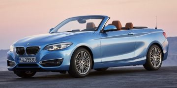 BMW 2 Serisi Coupe